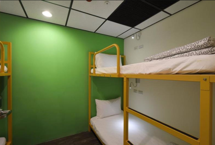 睡台北複合飯店